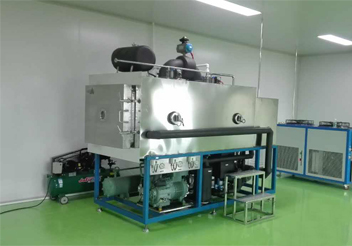 Yantai Apollo Biopharmaceutical Technology Co., Ltd. applied to the application of freeze drying machine in our biological engineering