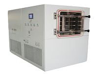 Solution to the temperature adjustment problem of freeze dryer