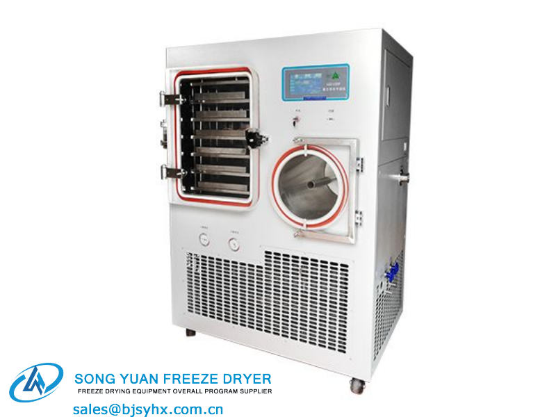 LGJ-100F Standard Type Experimental Freeze Dryer