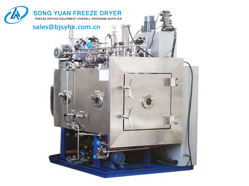 GZLYZ 1-3 medical type freeze dryer