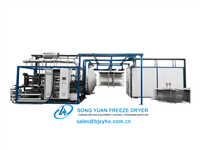 LG-50 Food Type Freeze Dryer