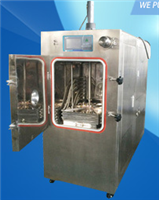 Floor Model Manifold Freeze Dryers Preparation of freeze-dried garlic powder